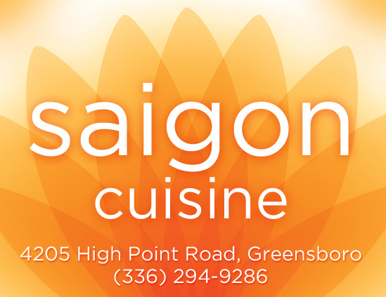 Saigon Cuisine - Locally owned restaurant in Greensboro